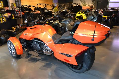 2019 Can-Am Spyder F3 Limited in Grantville, Pennsylvania - Photo 10
