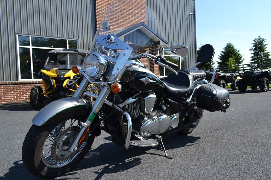 2016 Kawasaki Vulcan 900 Classic LT in Grantville, Pennsylvania - Photo 2