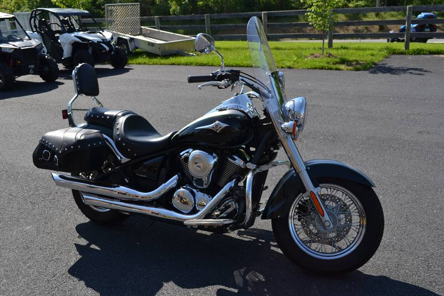 2016 Kawasaki Vulcan 900 Classic LT in Grantville, Pennsylvania - Photo 3