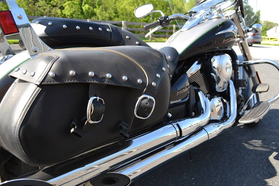 2016 Kawasaki Vulcan 900 Classic LT in Grantville, Pennsylvania - Photo 4
