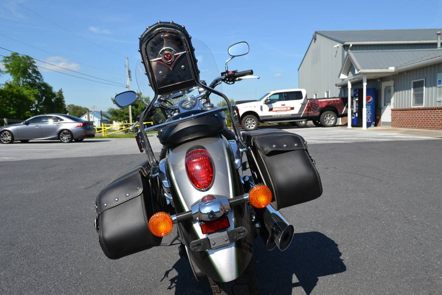 2016 Kawasaki Vulcan 900 Classic LT in Grantville, Pennsylvania - Photo 6