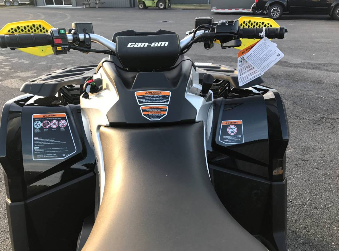 2018 Can-Am Outlander X XC 1000R in Grantville, Pennsylvania