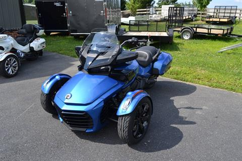 2019 Can-Am Spyder F3-T in Grantville, Pennsylvania - Photo 2