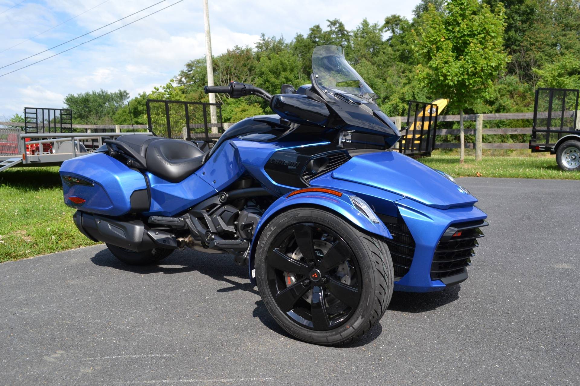2019 Can-Am Spyder F3-T in Grantville, Pennsylvania - Photo 3