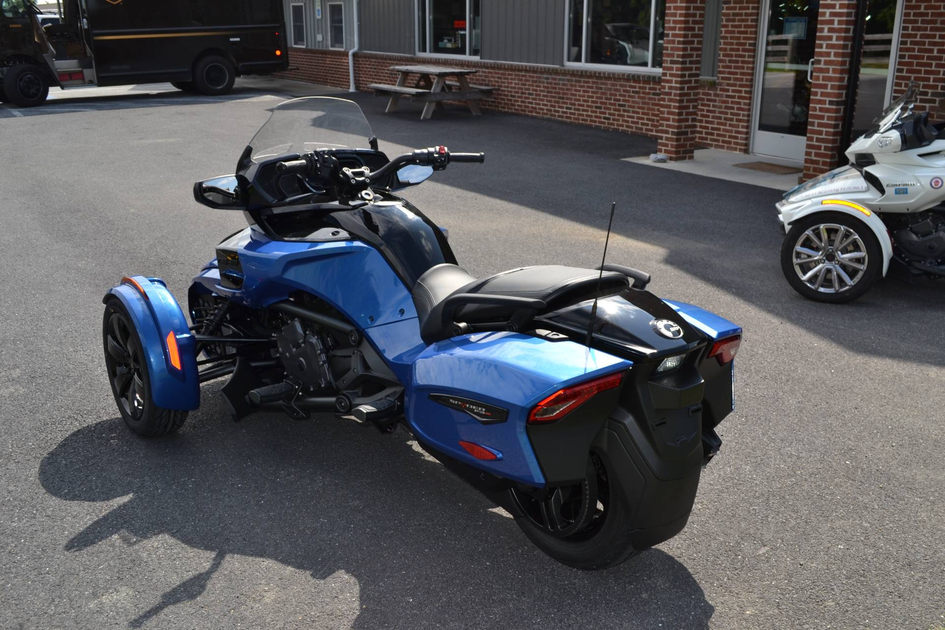 2019 Can-Am Spyder F3-T in Grantville, Pennsylvania - Photo 6