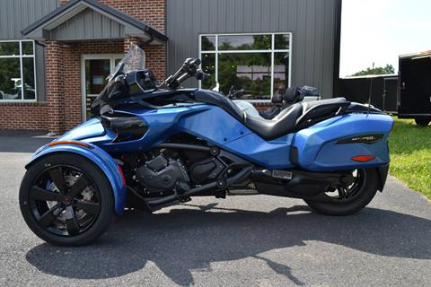 2019 Can-Am Spyder F3-T in Grantville, Pennsylvania - Photo 7