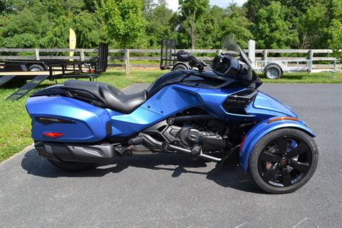 2019 Can-Am Spyder F3-T in Grantville, Pennsylvania - Photo 10