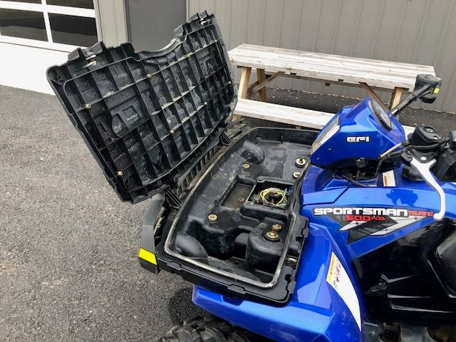 2008 Polaris Sportsman® 500 EFI Touring in Grantville, Pennsylvania