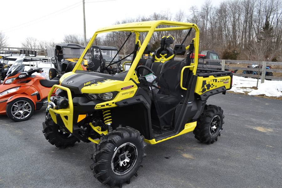 2019 Can-Am Defender X mr HD10 in Grantville, Pennsylvania - Photo 3