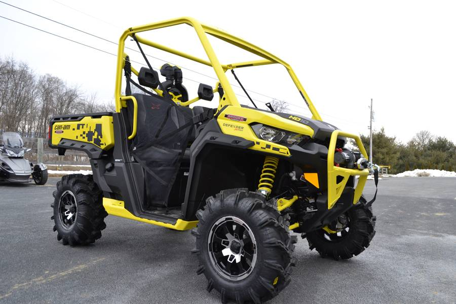 2019 Can-Am Defender X mr HD10 in Grantville, Pennsylvania - Photo 11