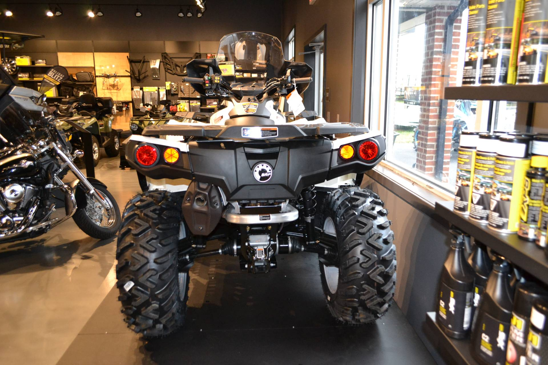 2019 Can-Am Outlander North Edition 650 in Grantville, Pennsylvania