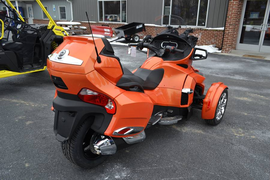 2019 Can-Am Spyder RT Limited in Grantville, Pennsylvania - Photo 5