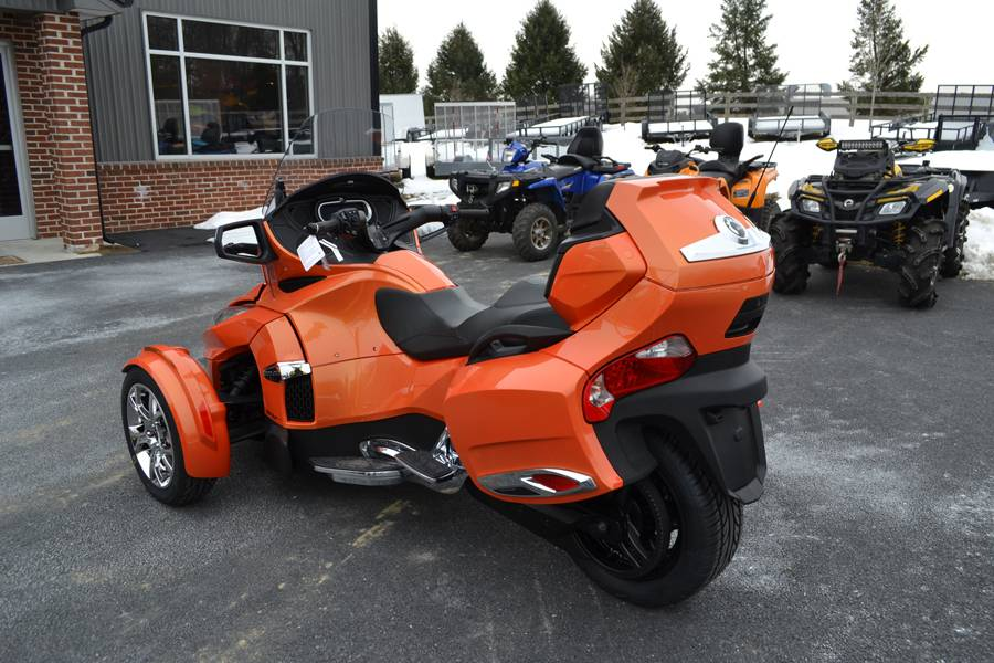 2019 Can-Am Spyder RT Limited in Grantville, Pennsylvania - Photo 9