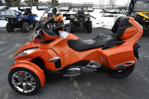2019 Can-Am Spyder RT Limited in Grantville, Pennsylvania - Photo 10