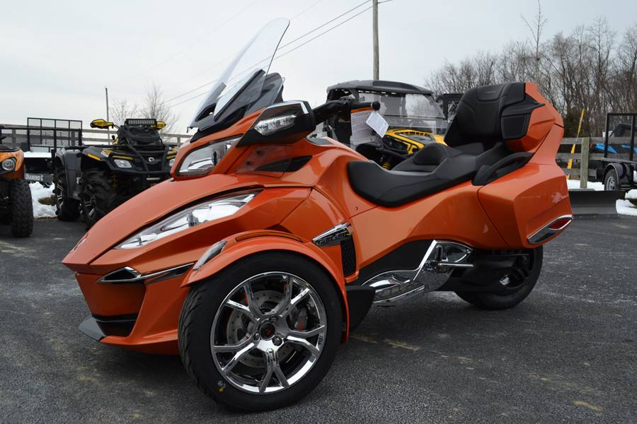 2019 Can-Am Spyder RT Limited in Grantville, Pennsylvania - Photo 12