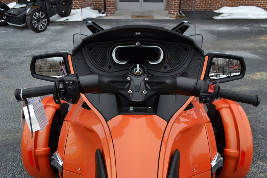 2019 Can-Am Spyder RT Limited in Grantville, Pennsylvania - Photo 16