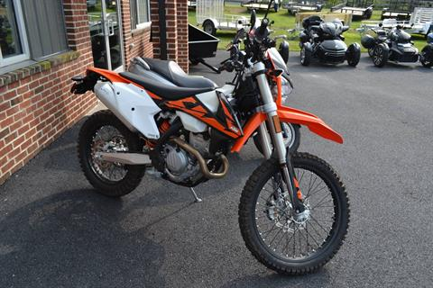 2018 KTM 250 EXC-F in Grantville, Pennsylvania - Photo 2