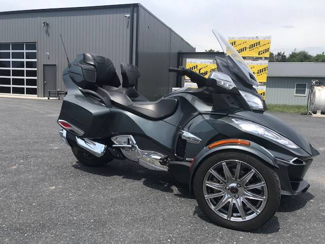 2018 Can-Am Spyder RT Limited in Grantville, Pennsylvania - Photo 4