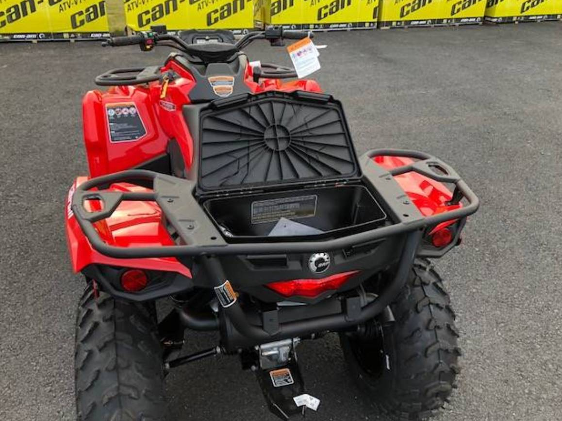 2018 Can-Am Outlander 450 in Grantville, Pennsylvania