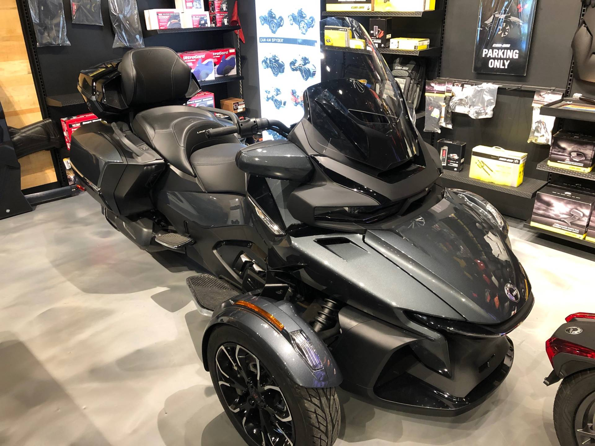 2020 Can-Am Spyder RT Limited in Grantville, Pennsylvania - Photo 1