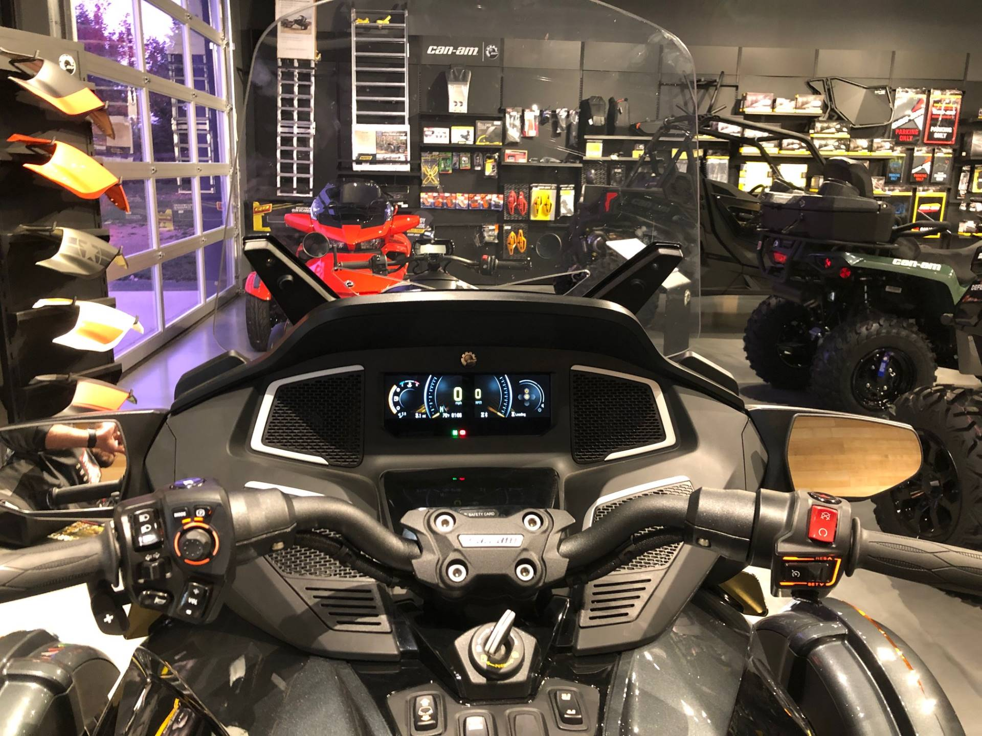 2020 Can-Am Spyder RT Limited in Grantville, Pennsylvania - Photo 4