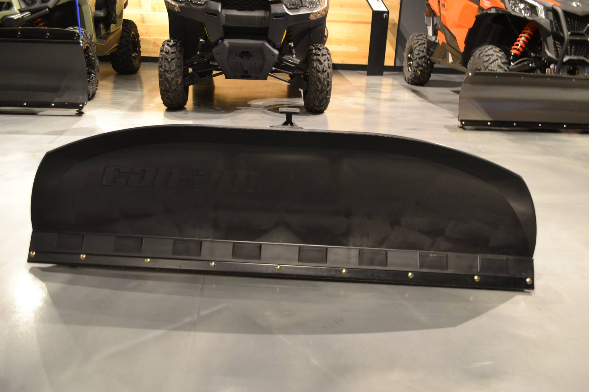 "2019 Can-Am 72"" Alpine Flex UTV Plow in Grantville, Pennsylvania - Photo 1"