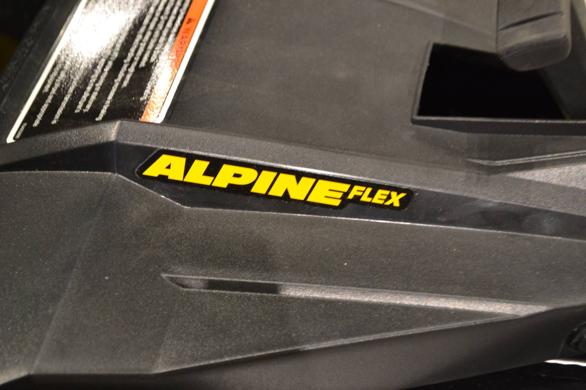 "2019 Can-Am 72"" Alpine Flex UTV Plow in Grantville, Pennsylvania"