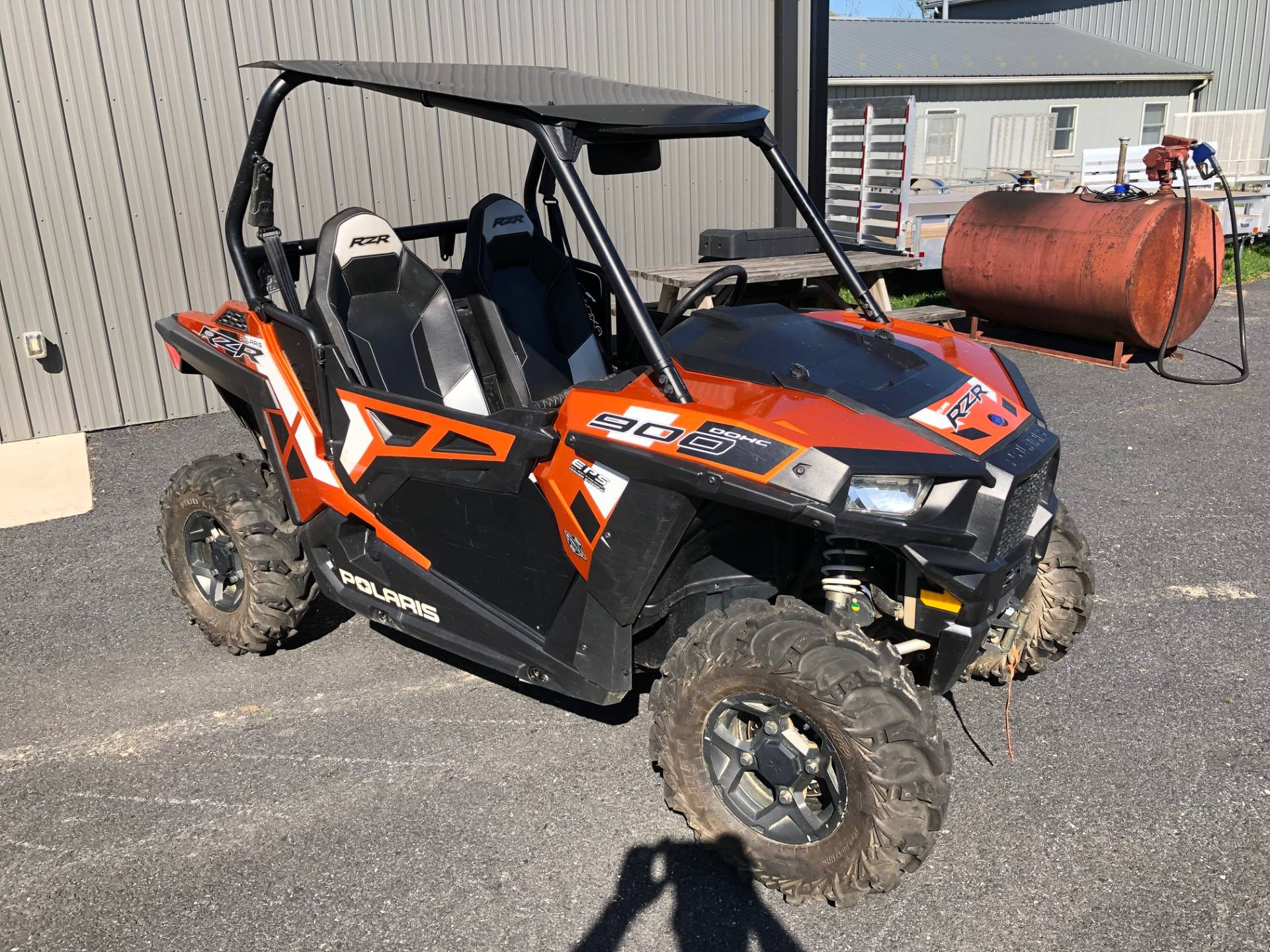 2015 Polaris RZR® 900 EPS in Grantville, Pennsylvania - Photo 1