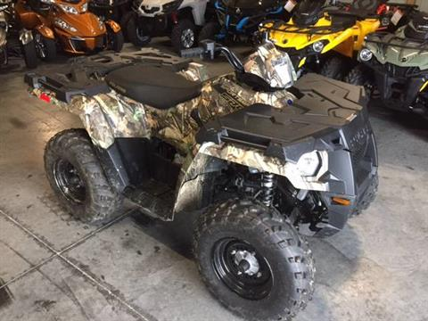 2017 Polaris Sportsman 570 EPS Camo in Grantville, Pennsylvania