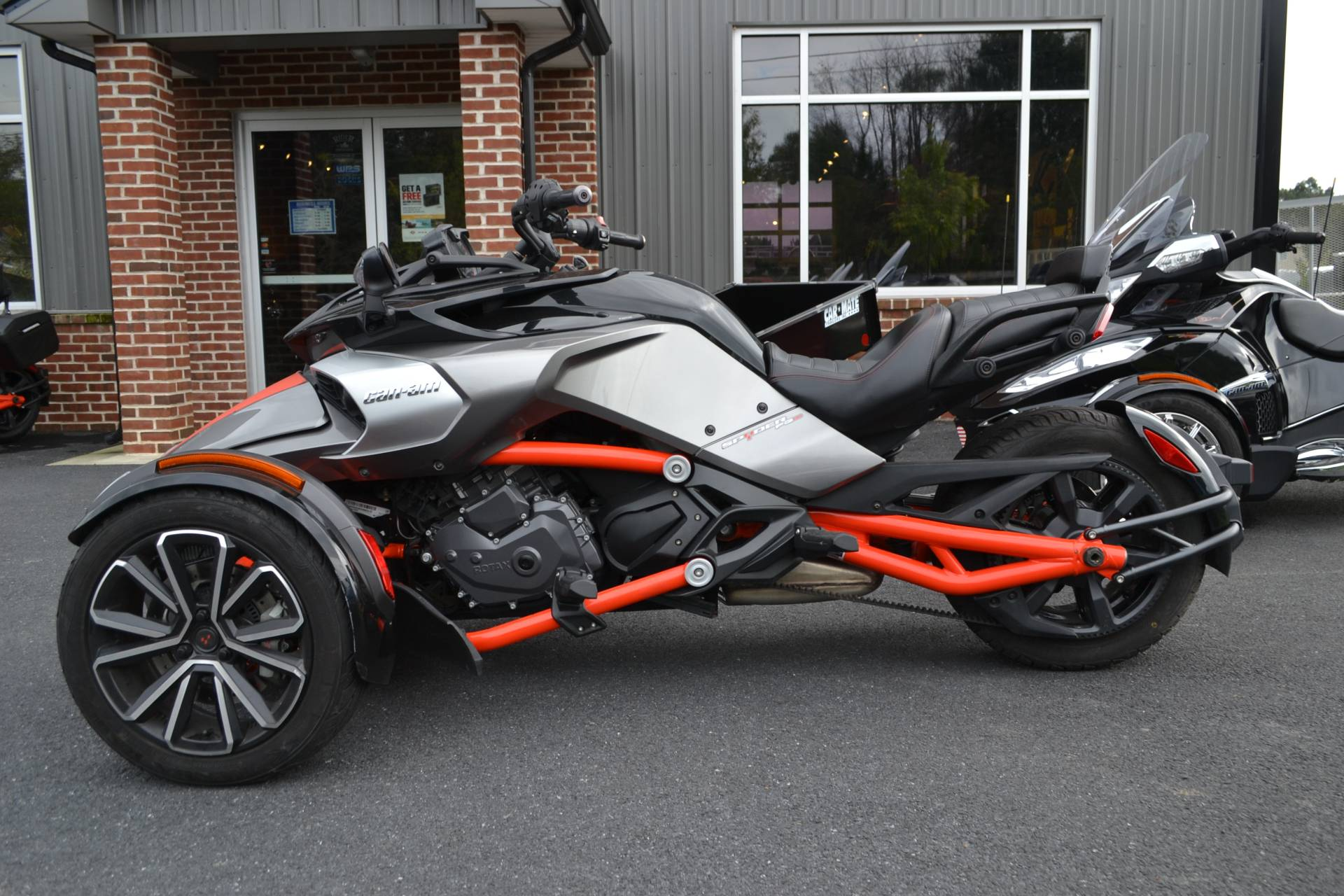 2015 Can-Am Spyder F3-S SE6 for sale 9927