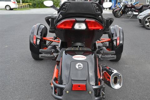 2015 Can-Am Spyder® F3-S SE6 in Grantville, Pennsylvania