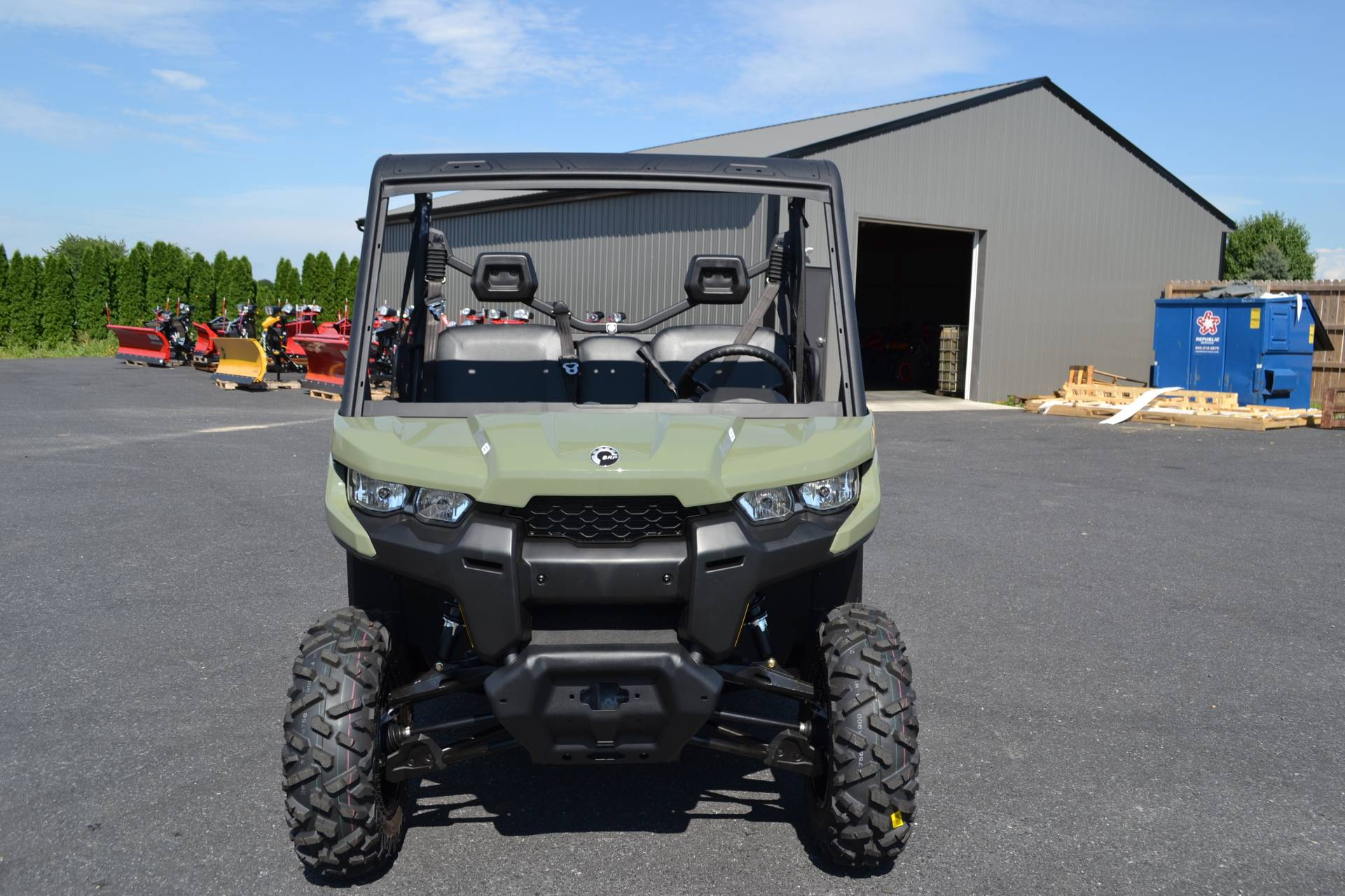 2018 Can-Am Defender DPS HD8 in Grantville, Pennsylvania