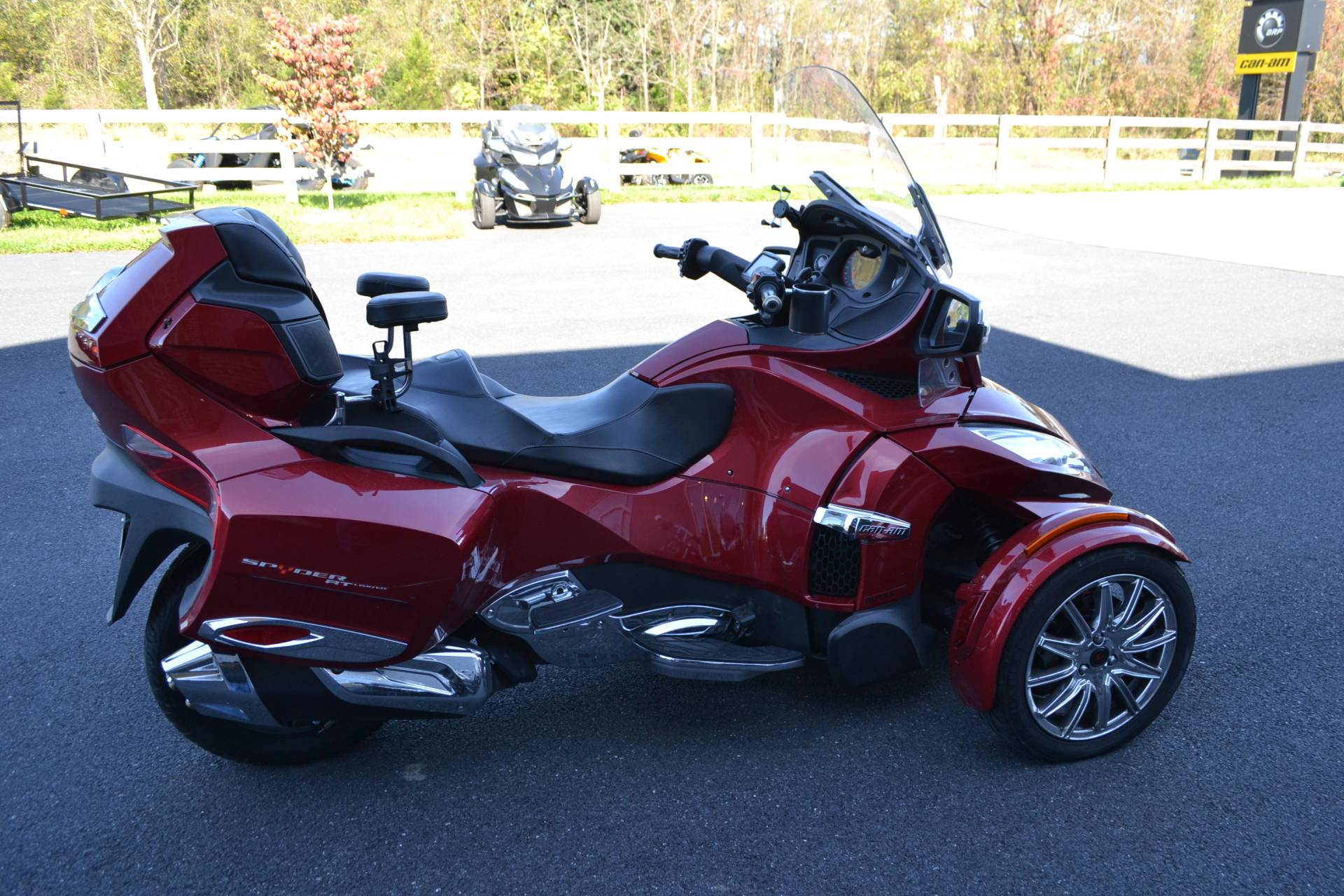 2015 Can-Am Spyder® RT Limited in Grantville, Pennsylvania
