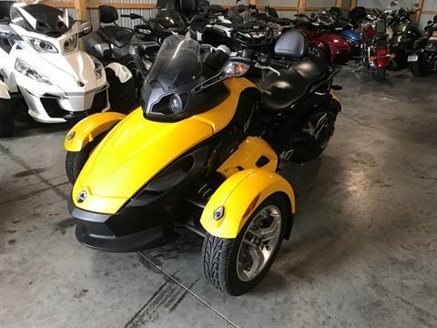 2008 Can-Am Spyder™ GS SM5 in Grantville, Pennsylvania