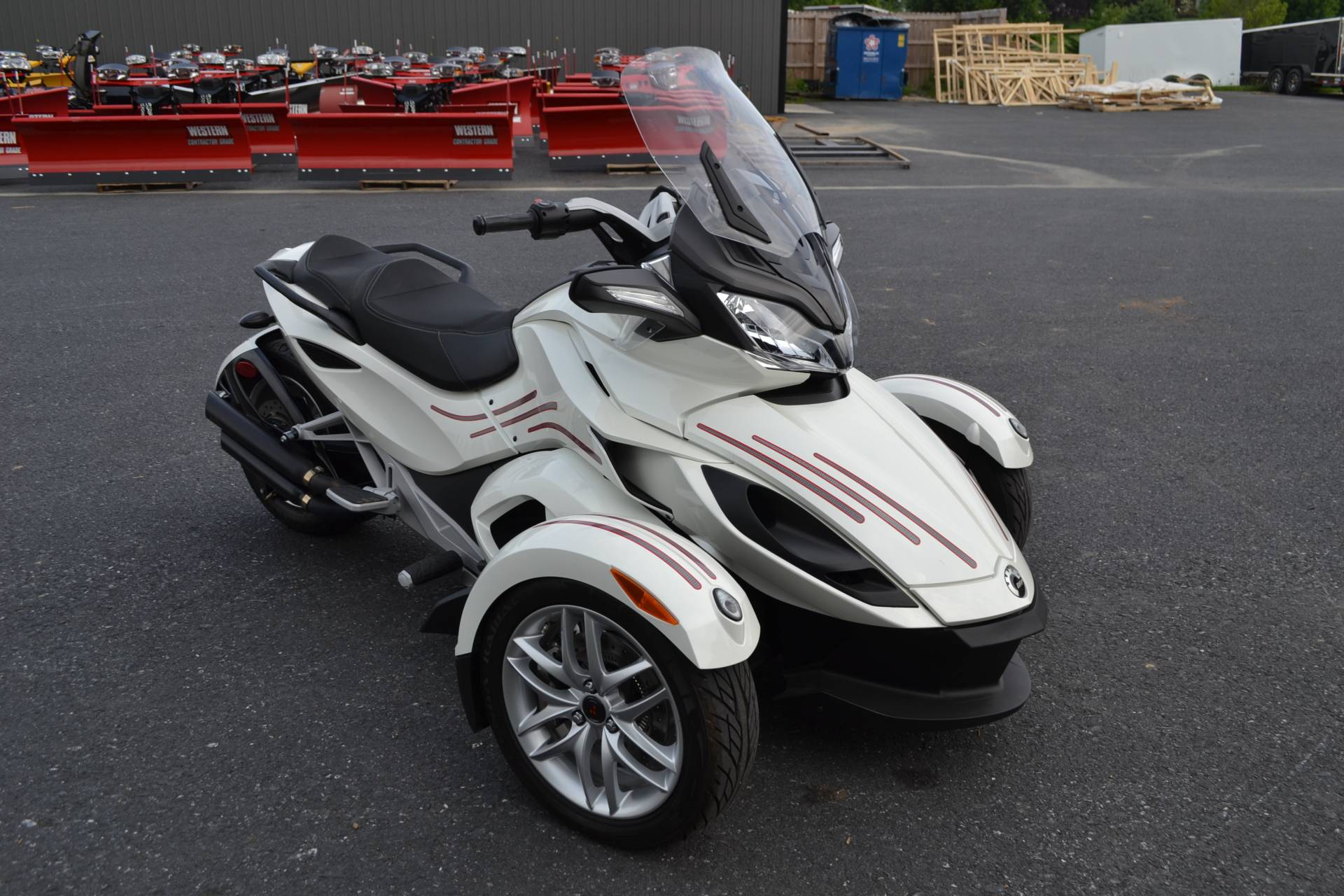 2014 Can-Am Spyder® ST SE5 in Grantville, Pennsylvania - Photo 1