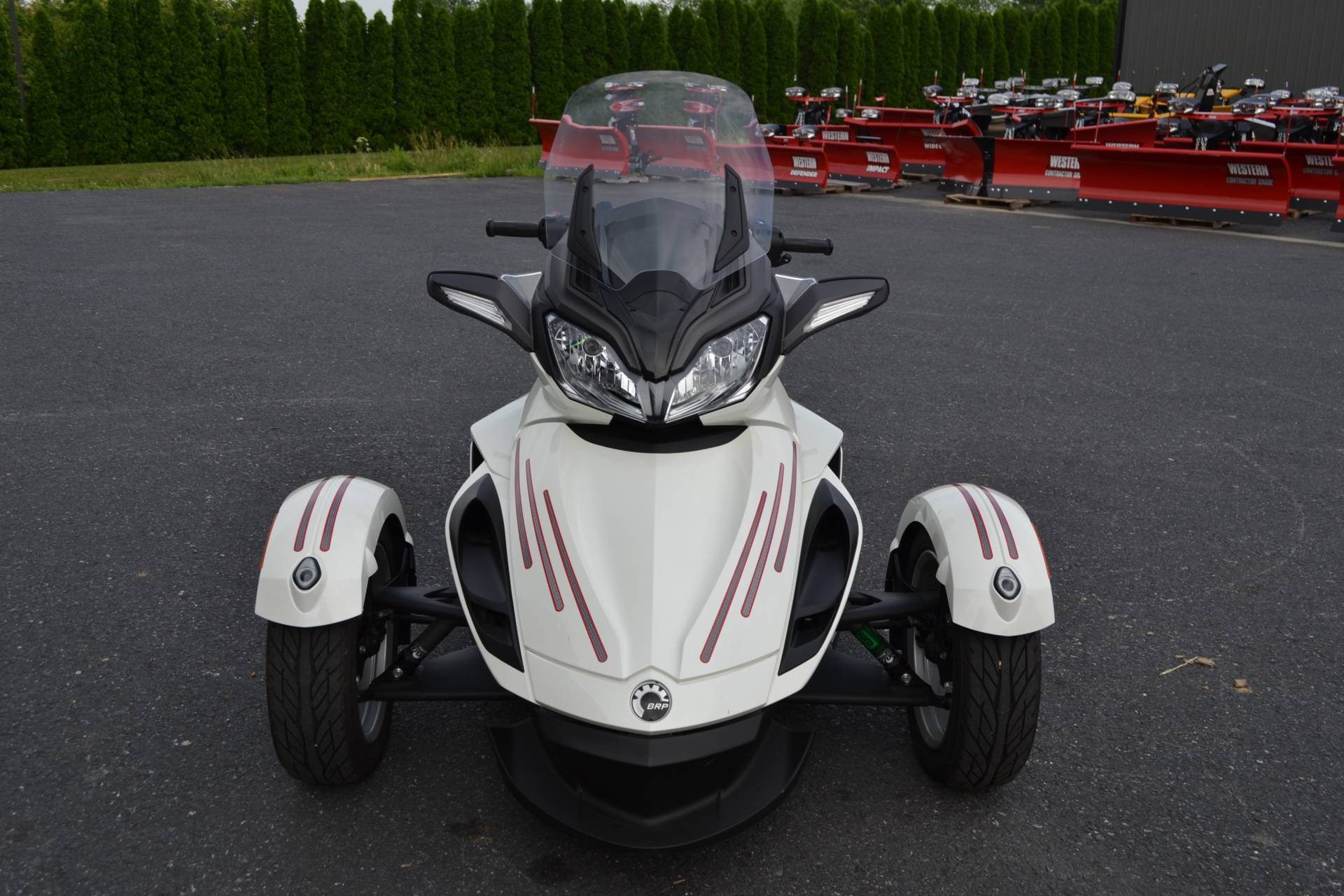 2014 Can-Am Spyder® ST SE5 in Grantville, Pennsylvania - Photo 19