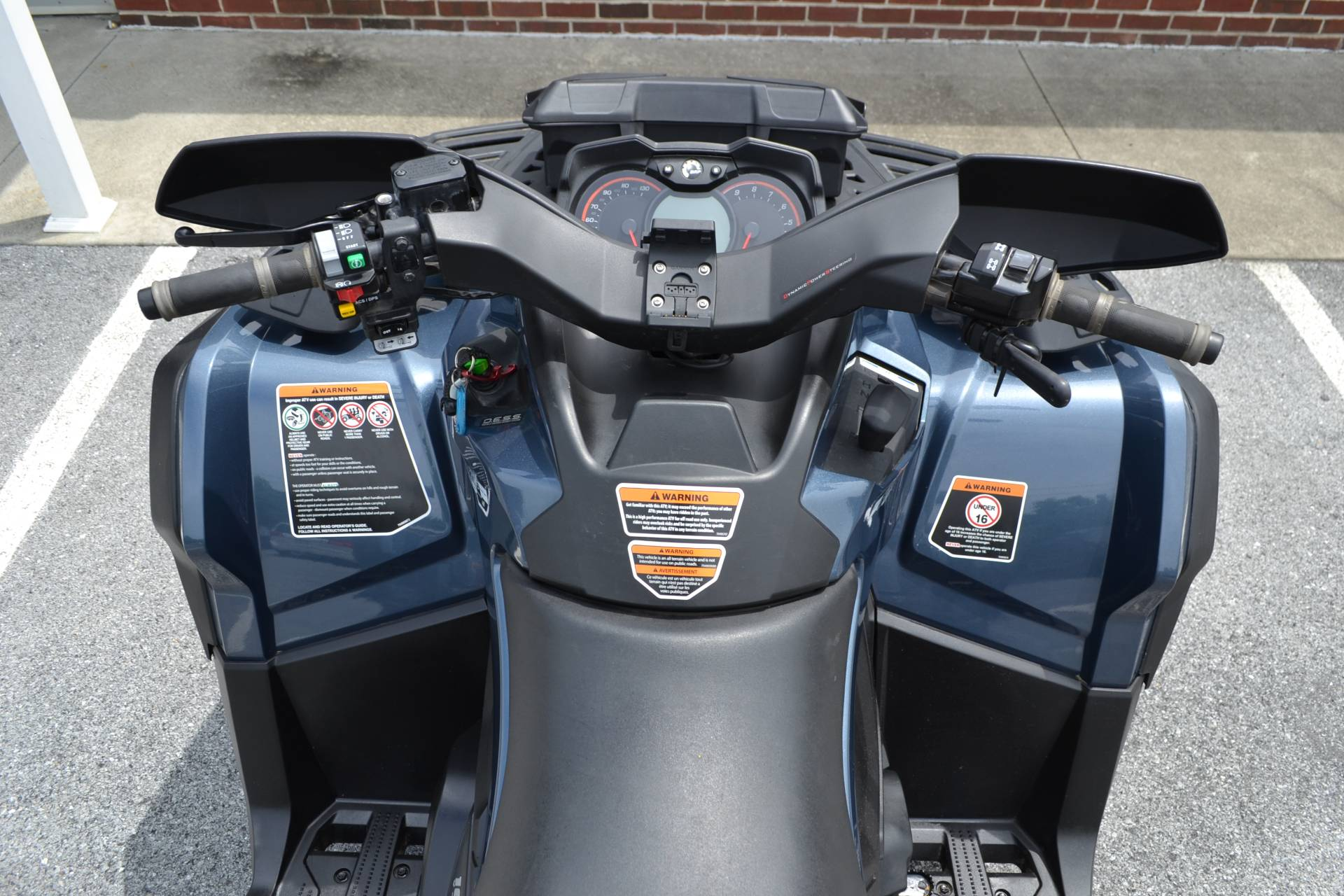 2017 Can-Am Outlander MAX Limited 1000 in Grantville, Pennsylvania - Photo 8