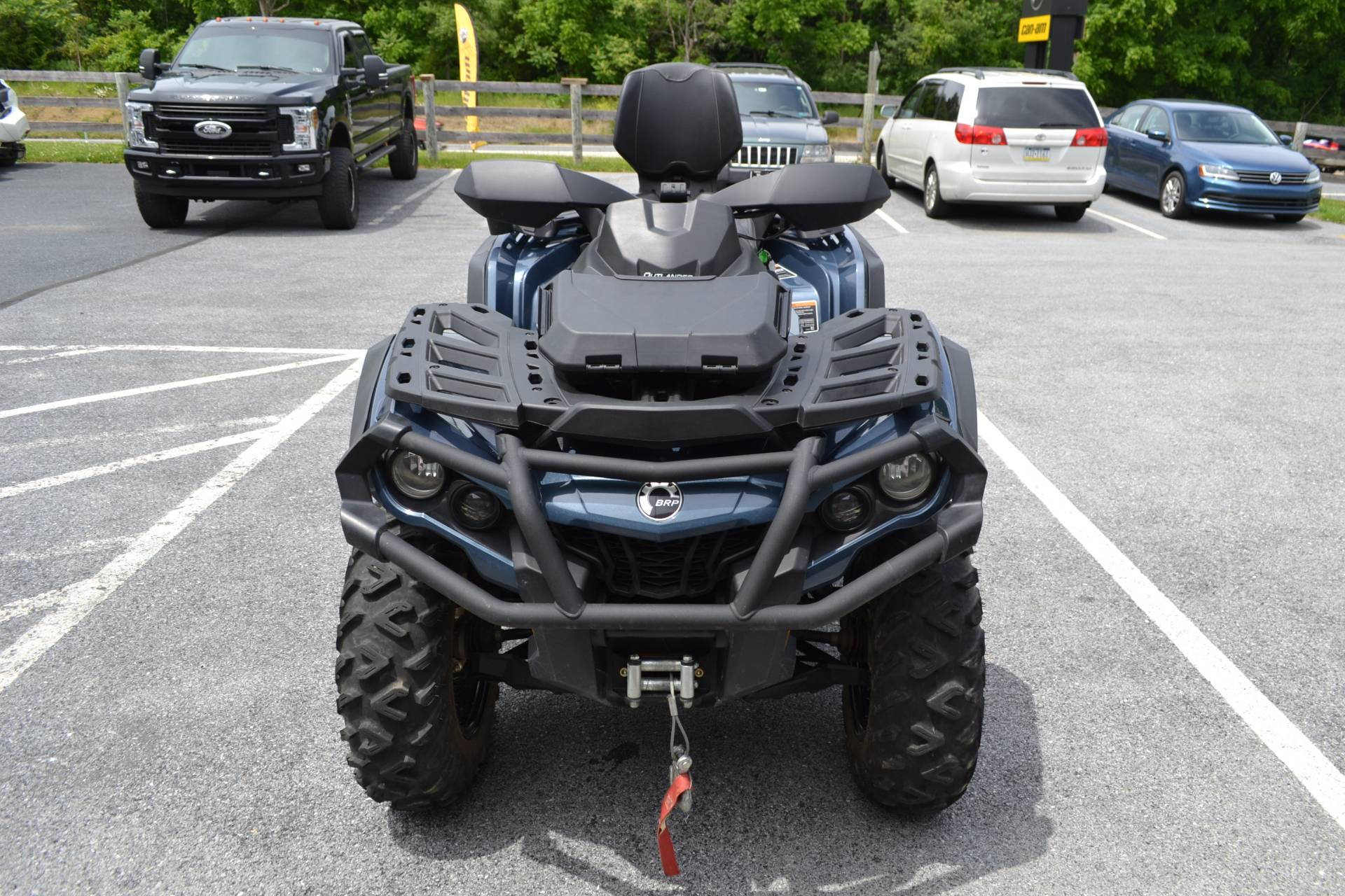 2017 Can-Am Outlander MAX Limited 1000 in Grantville, Pennsylvania - Photo 17