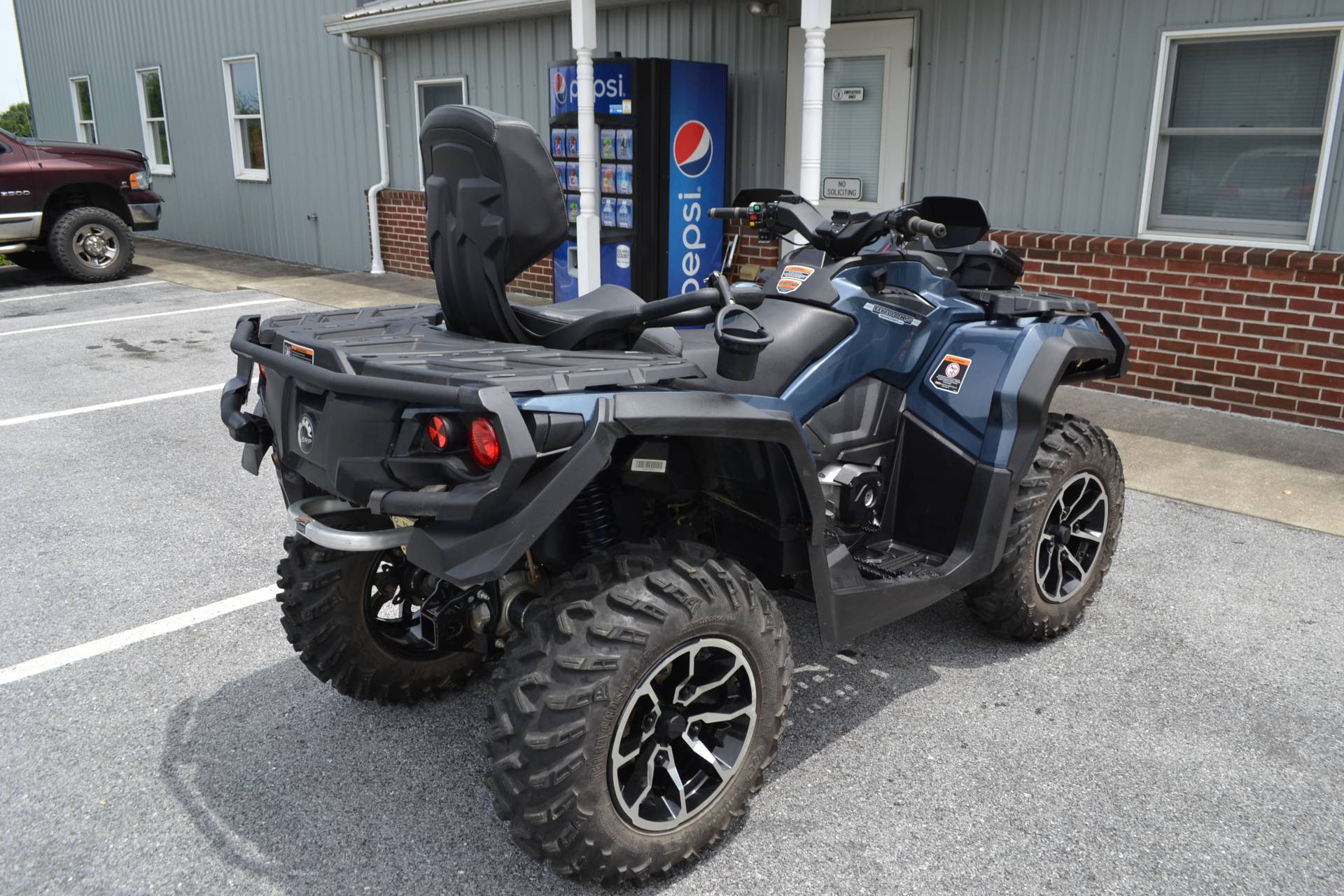 2017 Can-Am Outlander MAX Limited 1000 in Grantville, Pennsylvania - Photo 18