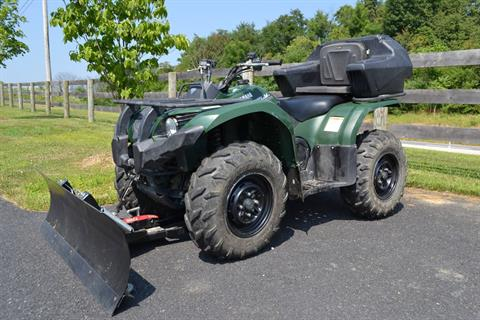 2014 Yamaha Grizzly 450 Auto. 4x4 EPS in Grantville, Pennsylvania