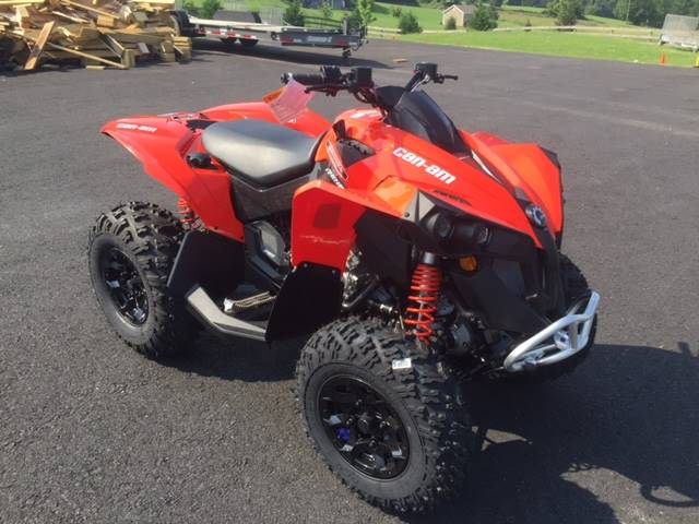 2018 Can-Am Renegade 850 in Grantville, Pennsylvania