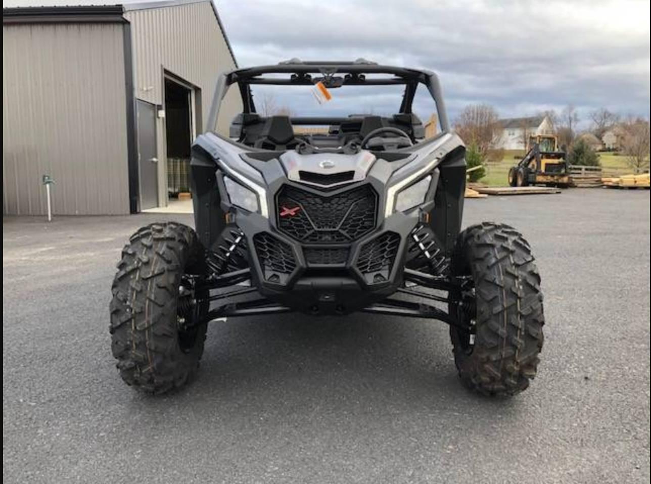 2018 Can-Am™ Maverick X3 X ds Turbo R 7