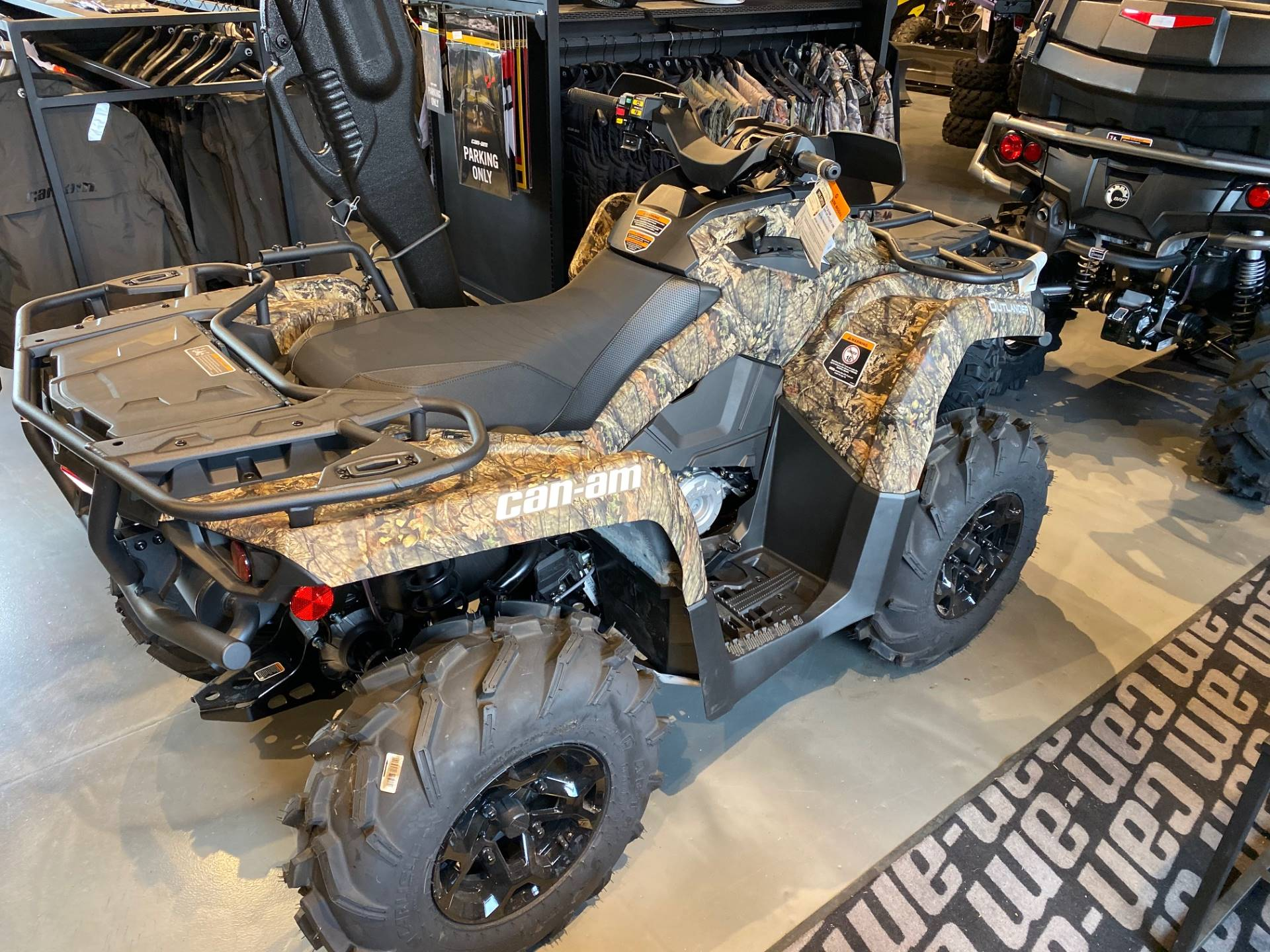 2019 Can-Am Outlander Mossy Oak Hunting Edition 450 in Grantville, Pennsylvania - Photo 3