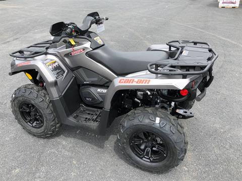 2018 Can-Am Outlander XT 570 in Grantville, Pennsylvania