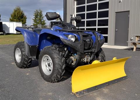 2014 Yamaha Grizzly 700 FI Auto. 4x4 EPS in Grantville, Pennsylvania