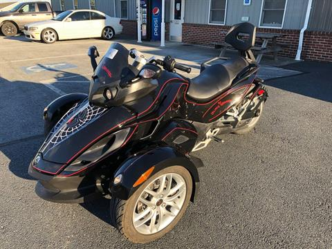 2014 Can-Am Spyder® RS SE5 in Grantville, Pennsylvania - Photo 1