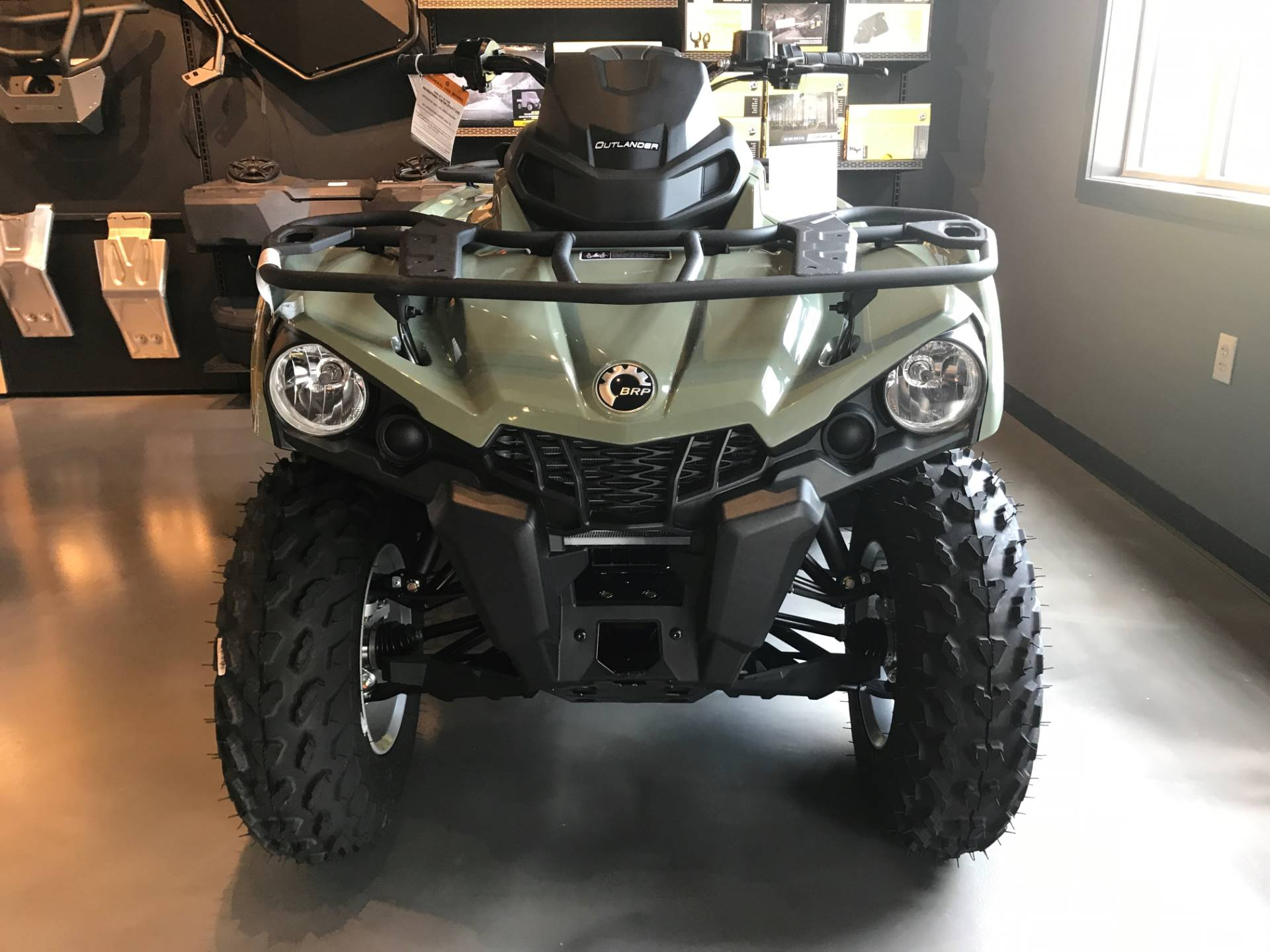 2017 Can-Am Outlander DPS 450 in Grantville, Pennsylvania