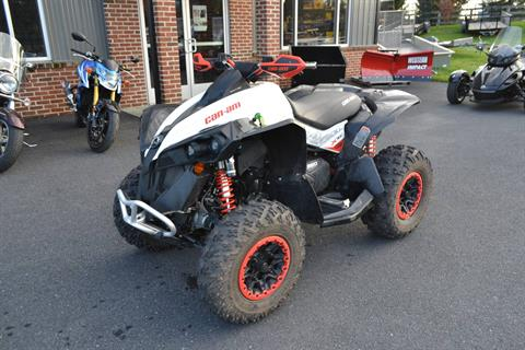 2017 Can-Am Renegade X xc 850 in Grantville, Pennsylvania