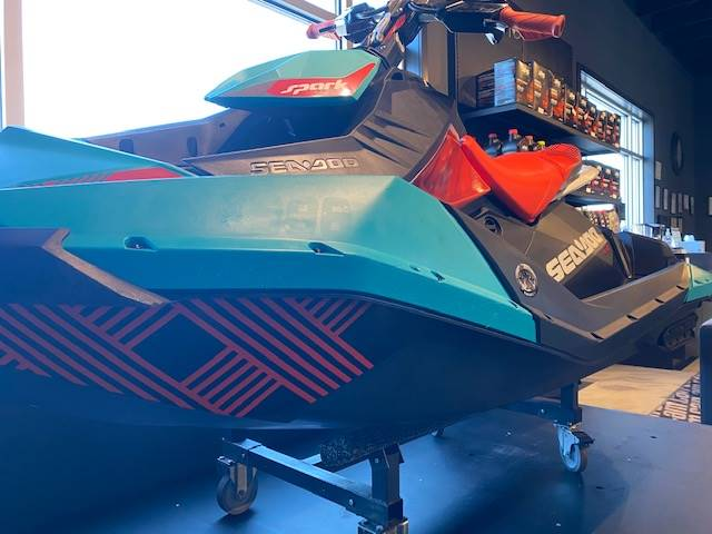 2017 Sea-Doo Spark 2up Trixx iBR in Grantville, Pennsylvania - Photo 1