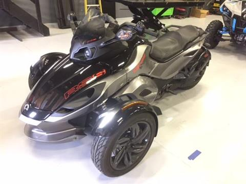 2013 Can-Am Spyder® RS-S SE5 in Grantville, Pennsylvania